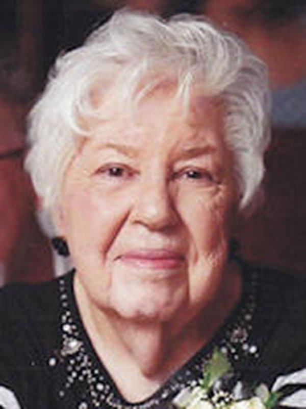 Marjorie Elizabeth Betty Carr Twin Oaks Memorial