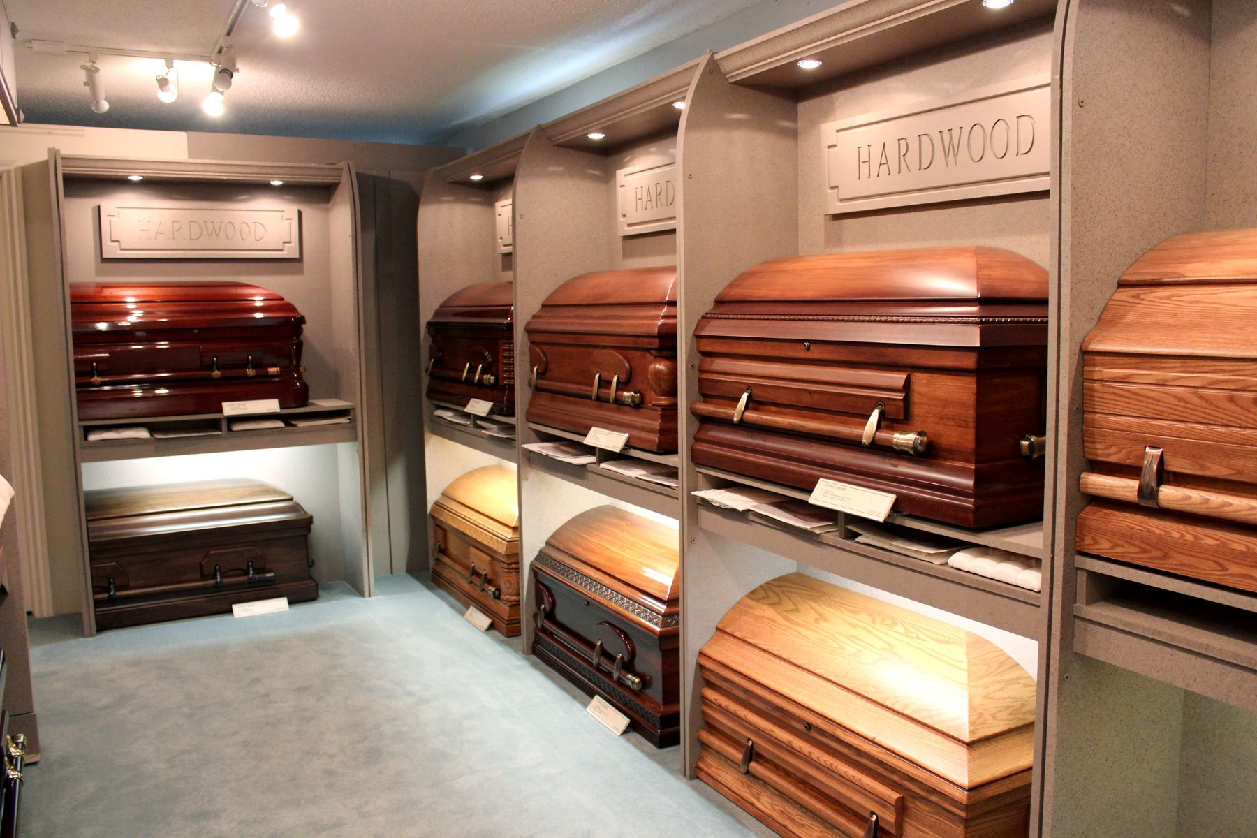 Caskets Twin Oaks Memorial Gardens Funeral Home